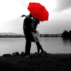 Would be cute, maybe with a yellow umbrella (HIMYM)
