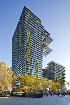 One Central Park, Sydney / Ateliers Jean Nouvel