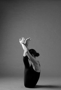 double toe hold #yoga