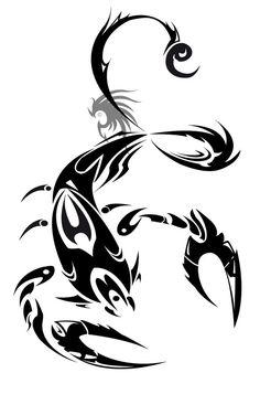 Scorpio by Saki-BlackWing on deviantART