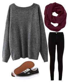 """""""Fall"""" by annakathrynwillis on Polyvore featuring Athleta, 7 For All Mankind and Vans"""