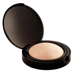 Eudora Magnetic Eyes - Sombra Mono Baked Beige Diva Tecnologia baked, que traz um pigmento de cor muito mais intenso e luminoso.