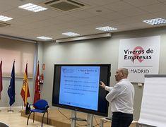 Taller de Derechos De AUTOR en Vivero de Empresas de Vicálvaro