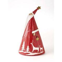 Tall Christmas Nordic Santa #HomebaseMumsnetXmas
