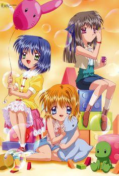 Misuzu and her friends :D