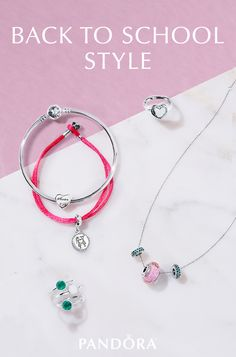 Show off the bond you share with your sisters in sterling silver and pops of your sorority colors. Shop PANDORA today!