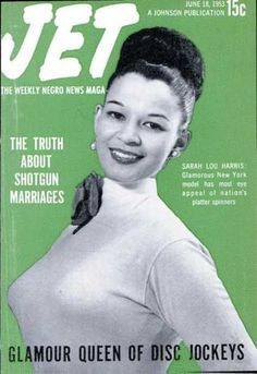 Jet magazine featured Black pin up models when they were shut out of Hollywood