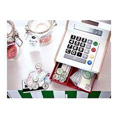 DUKTIG Toy cash register - IKEA