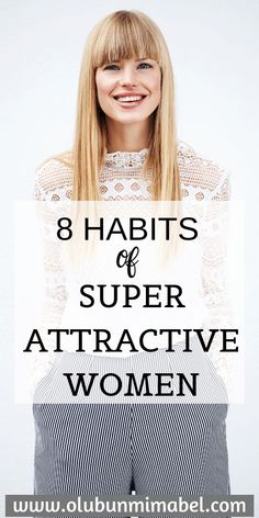 What do super-attractive women do that stand them out from other women? These eight things! Read to find out! Create your Dream Life Healthy Tips, How To Stay Healthy, Healthy Food, Healthy Recipes, Healthy Meals, Healthy Skin, Judging People, Cardiac Diet, Stay Young