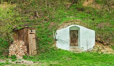 Root cellars, the ancient technology that enables the long-term storage of your farm's bounty.