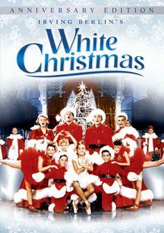 White Christmas DVD