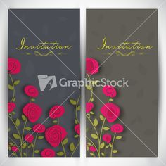 Get Floral Decorated Invitation Cards royalty-free stock image and other vectors, photos, and illustrations with your Storyblocksmembership. Invitation Cards, Invitations, Floral, Image, Florals, Flowers, Save The Date Invitations, Invitation, Flower