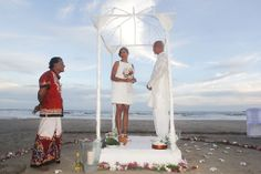 Manor House Concepts can take care of every aspect of your wedding in Sri Lanka. For small weddings with only the bride & groom or for a larger wedding crowd we can help you with all sorts, let your imagination fly...  This stunning beach ceremony took place at The Last House, beach hotel in Tangalle, on the very quiet and unspoilt Mawella beach, it's like having a private beach for yourselves.   http://www.thelasthouse.com/pg/weddings #weddinginsrilanka