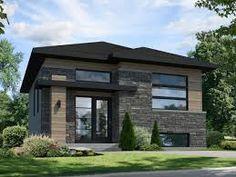 Resultado de imagen para casas de una sola planta sin garaje