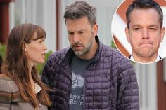 Matt Damon Ben Affleck urged to go in search of a new woman