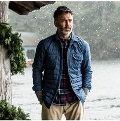 Men's Eiger Shirt Jacket | Guideboat Company