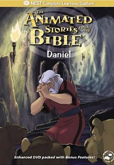 Animated Stories from the Bible: Daniel - Christian Movie/Film on DVD. http://www.christianfilmdatabase.com/review/animated-stories-from-the-bible-old-testament-daniel-nest/