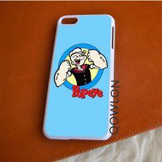 Popeye Cartoon iPod Touch 6 | 6TH GEN Case