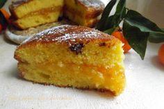 Questa Torta al Mandarino Cremosa è speciale!!! E' fatta con il succo del mandarino ma tanto succo,rimane morbidissima e la crema,la rende molto cremosa