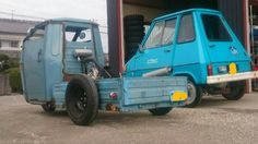 Piaggio Ape - Rat Rod | Lowered, Slammed