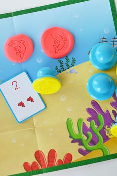 Make Learning Fun with Play-Doh – Free Printable Play-Doh Mats #ad