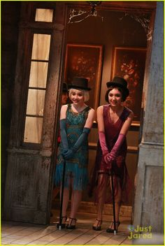 Girl Meets Austin & Ally & A Ghost On Tonight's 'Girl Meets World' Monstober Episode: Photo #873462. Riley (Rowan Blanchard) and Maya (Sabrina Carpenter) break out into a little song and dance number with Austin (Ross Lynch) and Ally (Laura Marano) in this new sneak…