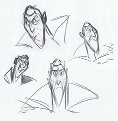 Film: Hotel Transylvania ===== Character Design: Dracula ===== Artist: Craig Kellman