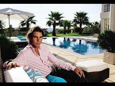 Rafael Nadal's House - 2015 (Inside & Outside) - YouTube