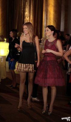 Blake Lively & Leighton Meester | Gossip Girl