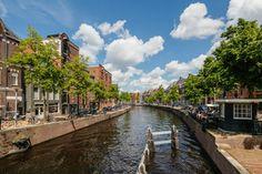 De A in Groningen, Nederland