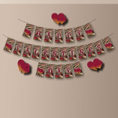 80%OFF Gold Swirl Heart Valentines Printable by JustAnArtStore