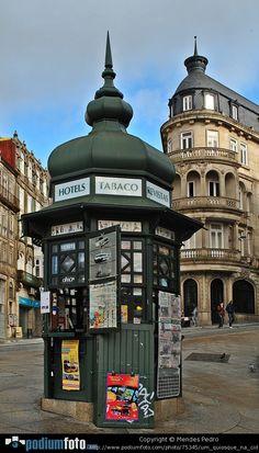 Architecture, Um Quiosque Na Cidade!!!