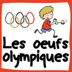 Les œufs olympiques - Camping - Official Website for the HBO Series Kids Olympics, Winter Olympics, Easter Activities, Spring Activities, Weightlifting For Beginners, 4 Kids, Children, Busy Bee, Olympic Games
