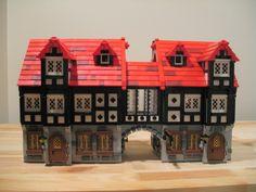 Lego Christmas Village, Lego Winter Village, Lego Village, Lego Burg, Lego Kingdoms, Lego Army, Lego Modular, Lego Castle, Lego Room