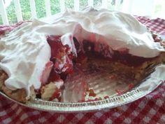 Shoney's style Strawberry Pie Recipe