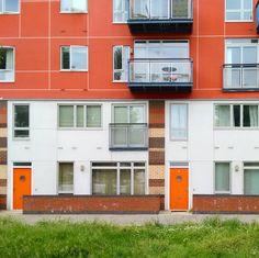 Greenwich Peninsula #greenwichpeninsula #greenwich #architecture #homes #housing #londonarchitecture