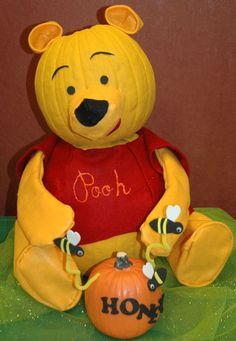 storybook character pumpkins - Google Search