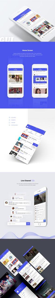 Monkey App UX/UI Design on Behance