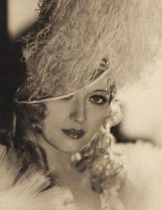 Noir and Chick Flicks: Silent Film Star: Marion Davis.