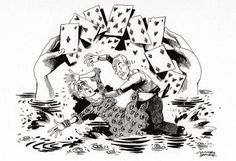 """OÖN-Karikatur vom 21. Juli 2017: """"Carmen Lunacek"""" Mehr Bilder auf: http://www.nachrichten.at/nachrichten/karikatur/ (Bild: Mayerhofer)"""