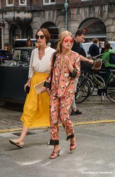 The Best Copenhagen Fashion Week Street Style SS17   Scandinavia Standard…
