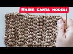 Crochet Bags, Bag Making, Purse, Make It Yourself, Tote Bag, Boho, Youtube, How To Make, Instagram