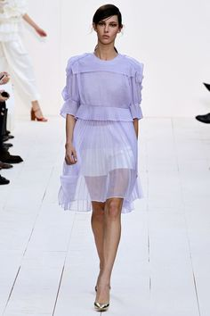 Chloé | Spring 2013 Ready-to-Wear Collection | Style.com