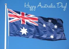 Australia Day photos Australian Flags, Australian Beach, Happy Australia Day, Anzac Day, Picture Logo, For Facebook, Happy Day, Birthday Wishes, Youtube