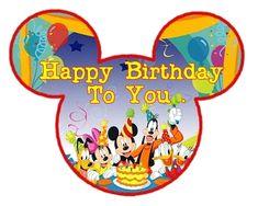 Disney Happy Birthday Quotes Quotesgram