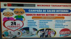 En Centro de Salud de Tahuantinsuyo,distrito de Independencia, Alt de la Estación Naranjal del Metropolitano,subir 3 cuadras por la Av Chinchaysuyo. Red de Salud Tupac Amaru.Microred Tahuantinsuyo