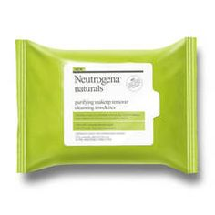 Wipe your day away with the ultra-moisturizing, gentle cleansing power of Neutrogena Cleansing Towelettes. Strong enough to wipe away even waterproof mascara yet gentle enough to not over dry your skin Neutrogena pre-moistened cleansing towelettes are the Neutrogena Makeup Remover, Makeup Remover Wipes, Makeup Removers, Makeup Wipes, Natural Toner, Natural Beauty, Organic Makeup, Organic Skin Care, Best Face Wipes