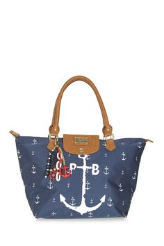 Paul's Boutique | Betty in anchor navy blue