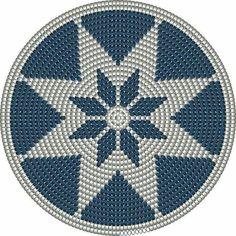 Patrón circular.