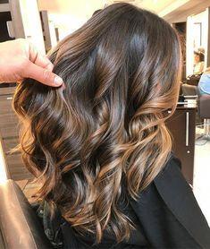 Brown Blonde Hair, Brunette Hair, Twisted Hair, Hair Shades, Ombre Hair Color, Hair Highlights, Balayage Hair, Gorgeous Hair, Hair Looks